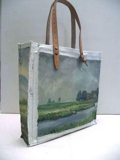 Image of Painting Bag - Friesland (free shipping)