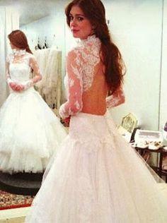 Nicole se casa em Amor à Vida!