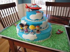 Little Einsteins Birthday