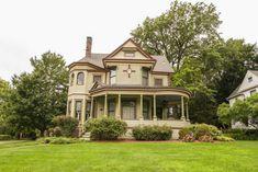 c.1895 Queen Anne located at: 199 W Stewart Pl Normal, IL