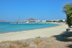 Find out which are the top 5 beaches of Naxos and select your own top 5.