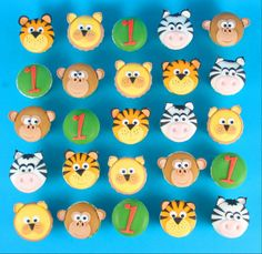(1) Cupcakes for Kids