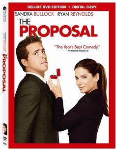 The Proposal...Loved this movie.