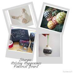 Blog Sharpie Collage