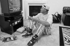 Fresh Prince, Zebra Rug, Mariah Carey CD, Nike Air's, Zoomba pants