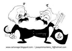 PapoPetiscoePinga (PPP): A peleja de Marx e Bakunin