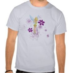 Tinker Bell  Pose 7 Tshirt