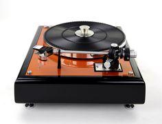 Thorens TD 160 Turntable Designer Piece Revised   eBay