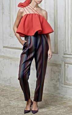 Vika Gazinskaya Spring/Summer 2015 Trunkshow Look 29 on Moda Operandi