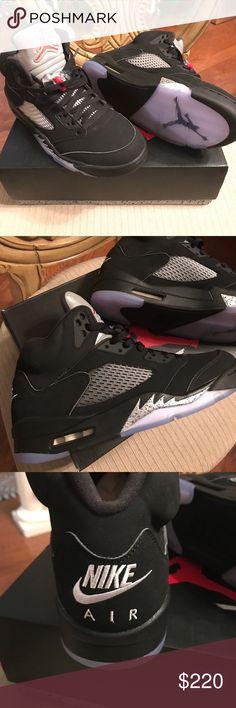 98a46ff6650d Nike Air Jordan s retro 5 OG Deadstock New
