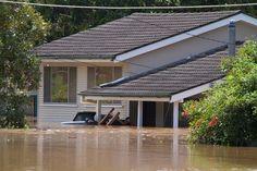 Flooding in Brisbane, Australia - 2011