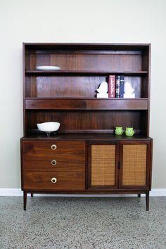 Floating MidCentury Modern Desk By Jack Cartwright Mid Century - Cartwright furniture