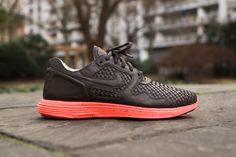 Nike Lunar Flow Woven - Black Tea   Sneaker   Kith NYC