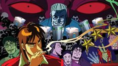 You've always known that anime is a medium that breaks down boundaries. Now, we're going to be taking a look at the best adult anime which push things beyond the limit! Kaiji Anime, Anime Art, Kaiji Itou, Dragon Ball Z, Tales To Astonish, Webtoon, Hd Wallpaper, Wallpapers, Marvel Comics