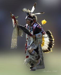 Light through Tail Traditional Dancer by misst.shs, via Flickr