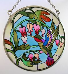 Stained Glass Hummingbird Patterns Heart Stained Glass Patterns Hummingbird And Bleeding Heart Heart Stained Glass Patterns Hummingbird And Bleeding Heart Stained Glass Circle Stained Glass – Gabpad Stained Glass Suncatchers, Stained Glass Flowers, Stained Glass Designs, Stained Glass Panels, Stained Glass Projects, Stained Glass Patterns, Stained Glass Art, Mosaic Glass, Glass Animals