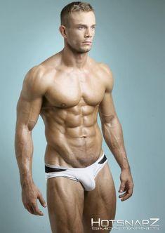 Adam Parr: Miami Muscle Pro Champion Modelo 2013
