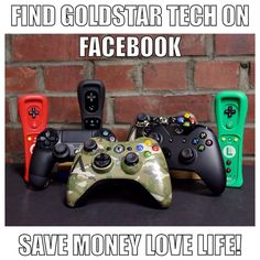 5% off eBay and Amazon Stores! 10% off www.goldstartechstore.com Find our page on Facebook to find out how!
