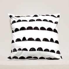 Half Moon pillow cover Geometric Pillow Case Kids door gridastudio