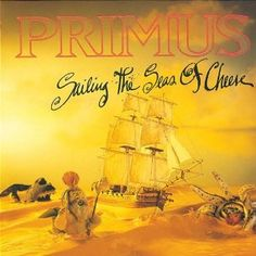 Barnes & Noble® has the best selection of Rock Alternative Metal Vinyl LPs. Buy Primus's album titled Sailing the Seas of Cheese to enjoy in your home or Rap Metal, Rock Y Metal, Metal Pins, Alternative Metal, Tim Burton, Lp Vinyl, Vinyl Records, Vinyl Art, Hard Rock