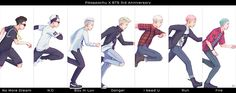 BTS: The Evolution of Rap Monster. [K-pop]