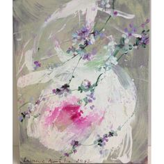 LAURENCE AMELIE TUTUS PAINTING 650.00