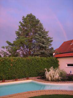 Stimmung nach dem Gewitter Outdoor Decor, Home Decor, Thunderstorms, Paradise, Mood, Garten, Homemade Home Decor, Decoration Home, Interior Decorating