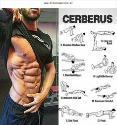 Um his abs look gross, but the workout looks good so I'll pin it. Um his abs look gross, but the workout looks good so I'll pin it. Fitness Workouts, Fitness Motivation, Abs Workout Routines, Weight Training Workouts, Gym Workout Tips, Fitness Tips, Yoga Training, Workout Plans, Workout Board