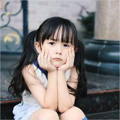39 Ideas For Beautiful Children Models Korean Babies, Asian Babies, Beautiful Children, Beautiful Babies, Cute Kids, Cute Babies, Funny Babies, Ulzzang Kids, Asian Kids