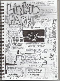 Last day of school notebook
