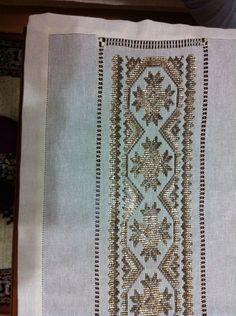 Embroidery Motifs, Elsa, Rugs, Home Decor, Hand Embroidery, Cross Stitch, Hands, Farmhouse Rugs, Room Decor