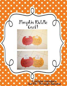 Pumpkin Riddles