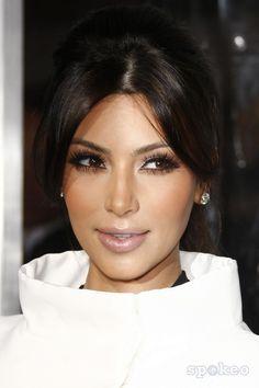 """Kim Kardashian arrives at the """"Unknown"""" Premiere"""