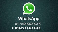 #WhatsApp: #Rufnummer #wechseln WhatsApp veröffentlicht ein neues #Update. Die Rufnummer lässt sich so ändern, ohne #Kontakte ins Messenger-Nirva...