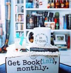 Birchbox. Ipsy. Dollar Shave Club. Subscription box services are all the rage these days. Food, toiletries, beauty products, novelties— you name it, there's a box for it. But what about literary subscription boxes? Do they exist? And are they really