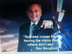Rex Maughan  www.CareerFlexibility.Rocks