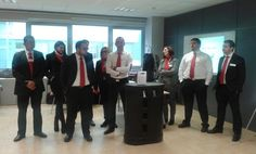 Ayer visitamos de nuevo RedPiso, esta vez Milagros García explicaba a los nuevos asesores: la misión, visión y cultura empresarial del Grupo Redpiso