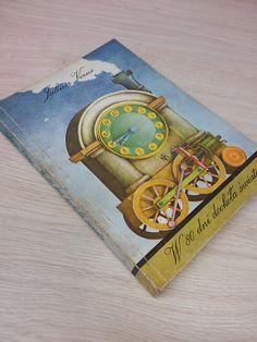 W 80 dni dookoła świata -J.Verne WYPRZEDAŻ!