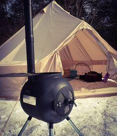 毎日がキャンプ日和2:薪スト_OZPIG