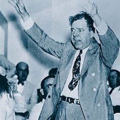 """Another colorful character in Louisiana politics... Huey Pierce Long, Jr., nicknamed The Kingfish, served as the 40th Governor of Louisiana from 1928–1932 and as a U.S. Senator from 1932 to 1935. A Democrat, he was noted for his radical populist policies. Poised to run for president on his """"Share Our Wealth"""" platform, Long was assassinated in 1935 at the age of 42."""