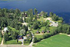 Sepänniemi Resort. South Ostrobothnia province of Western Finland. - Töysä, Etelä-Pohjanmaa. Homeland, Westerns, Parks, Golf Courses, Dolores Park, Pride, Map, Country, Travel