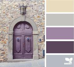 door hues - toujours pour la porte