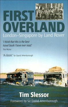 Oxford and Cambridge Far Eastern Expedition 1955 - Land Rover SERIE & HALF-TON | landpoint.it