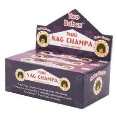 Wild Berry Two Babas Nag Champa Incense Sticks (15 g)