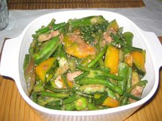 "Pinakbet or pakbet is an indigenous Filipino dish from the northern regions of the Philippines. Pinakbet is made from mixed vegetables steamed in fish or shrimp sauce.The word is the contracted form of theIlokano word pinakebbet, meaning ""shrunk"" or ""shriveled"". The original Ilokano pinakbet uses bagoong, of fermented monamon or other fish, for seasoning sauce, while further south, bagoong alamang is used. The dish usually includes bitter melon.Other vegetables used…"