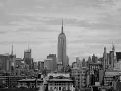 New York Black and White by Jeremiah Christopher