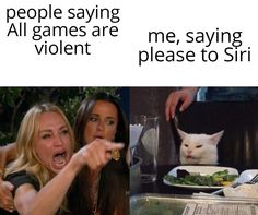 Confused cat has been one most hilarious memes of 2019 and the best part it could fit any funny moment. Here are confused cat at dinner memes. Stupid Funny Memes, Funny Relatable Memes, Funny Posts, Funny Humor, Funniest Memes, Humor Humour, Cat Memes, Dankest Memes, Jokes