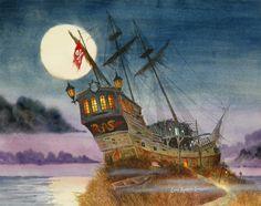 Lewis Barrett Lehrman - Legends of Buccaneer Bay