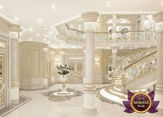 Exquisite entrance design