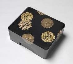 Document Box Artist/maker unknown, Japanese Geography: Made in Japan, Asia Period: Edo Period (1615-1868)